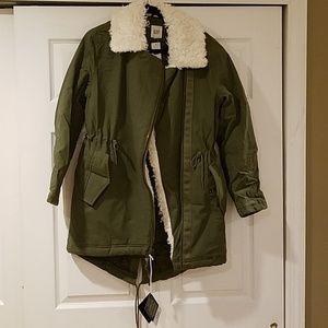 Gap prima loft jacket XS